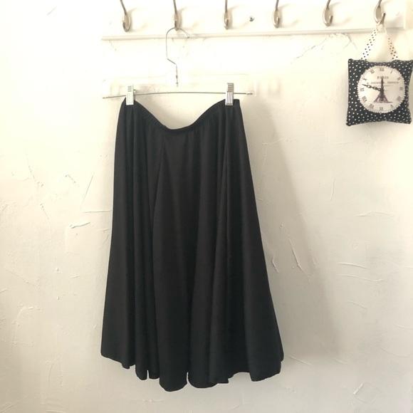Natalie Dancewear Dresses & Skirts - Black Character Skirt